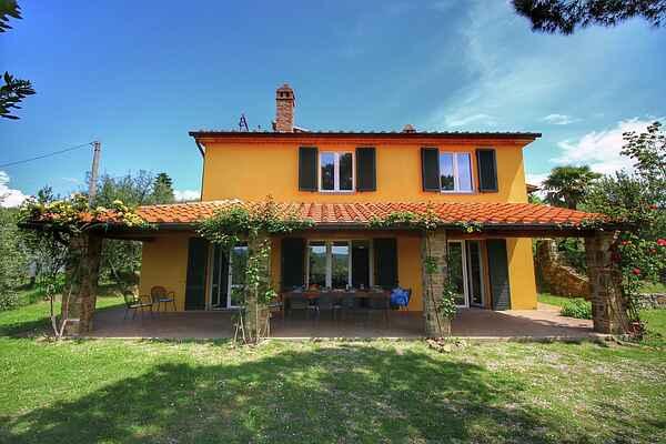 Sommerhus i Lucignano