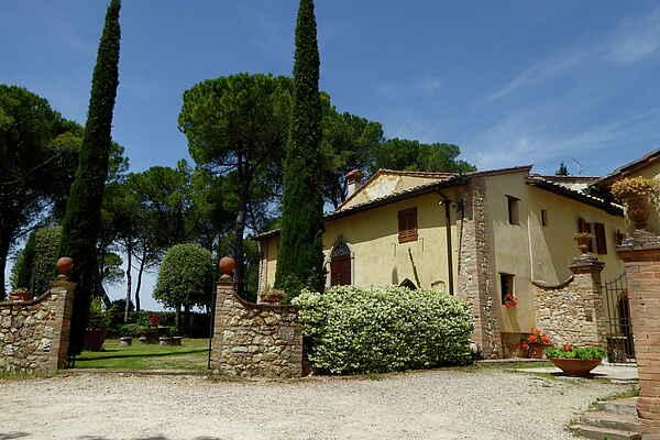 Ferienhaus in San Gimignano