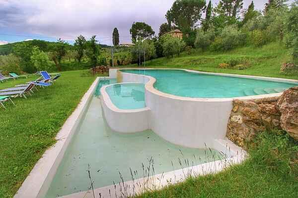 Villa i Montepulciano