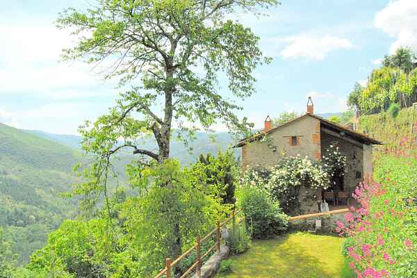 Sommerhus i Bagni di Lucca