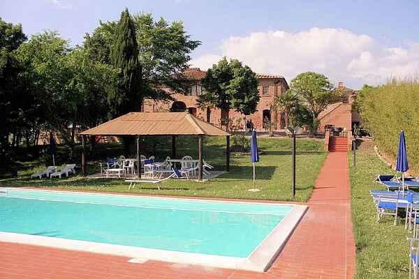 Ferienhaus in Peccioli