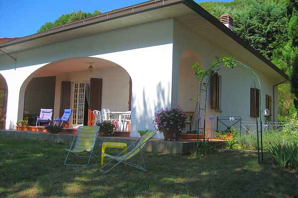 Villa i Castellina Marittima