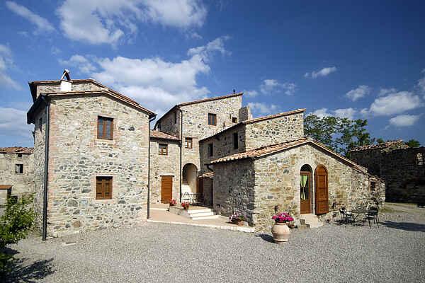 Sommerhus i Montecastelli Pisano