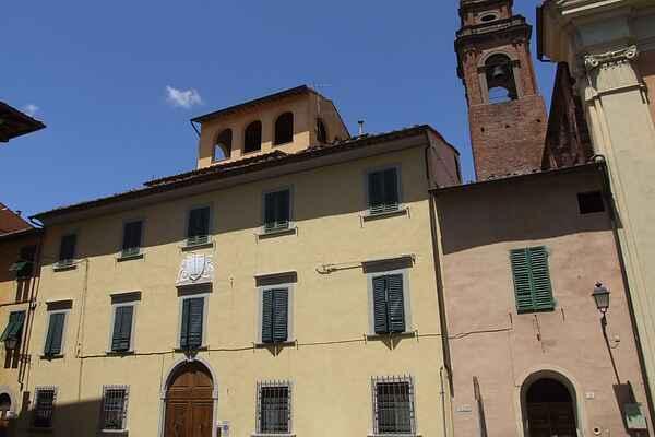 Sommerhus i Pisa