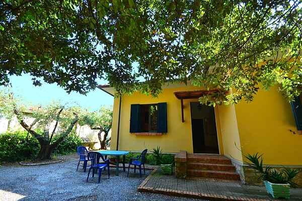 Sommerhus i Rosignano Solvay
