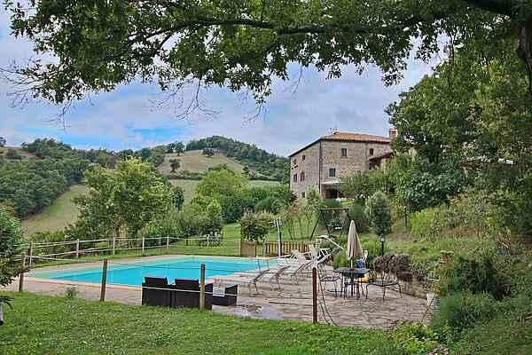 Farmhaus in Apecchio