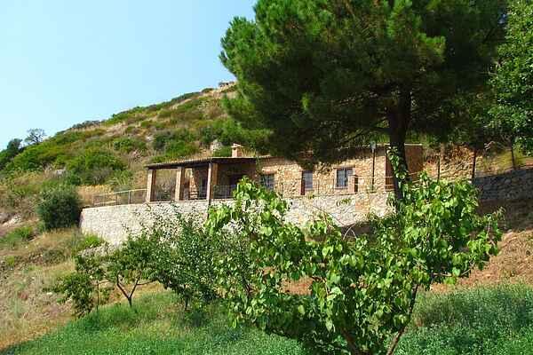 Gårdhus i Cetraro