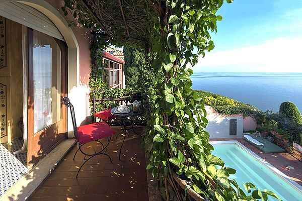 Villa i Taormina