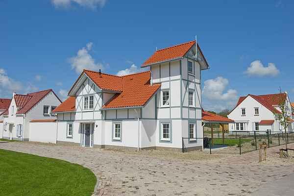 Villa i Cadzand-Bad