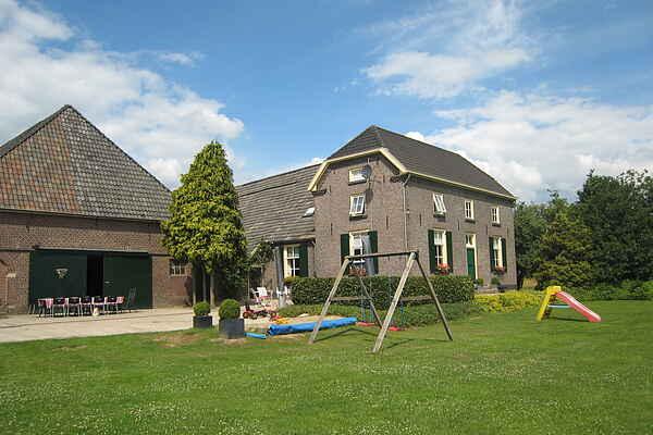 Gårdhus i Wijnbergen