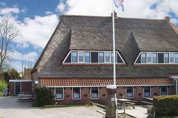 Gårdhus i Holwerd