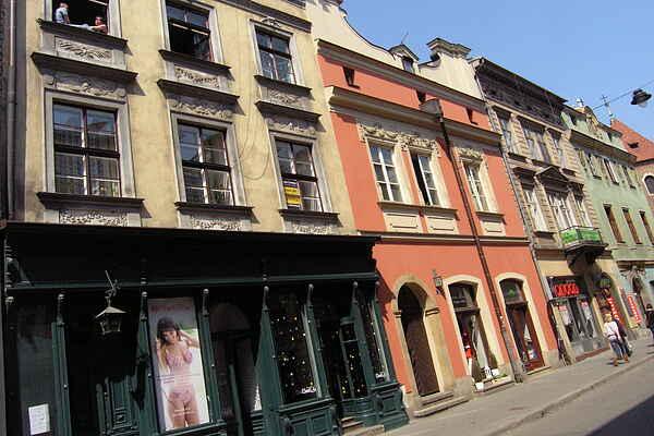 Ferielejlighed i Kraków Old Town