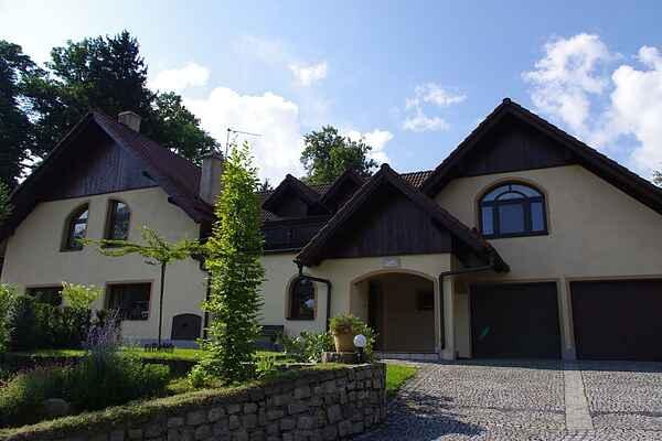 Sommerhus i Przesieka