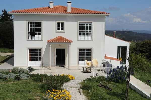 Villa i Serra do Bouro