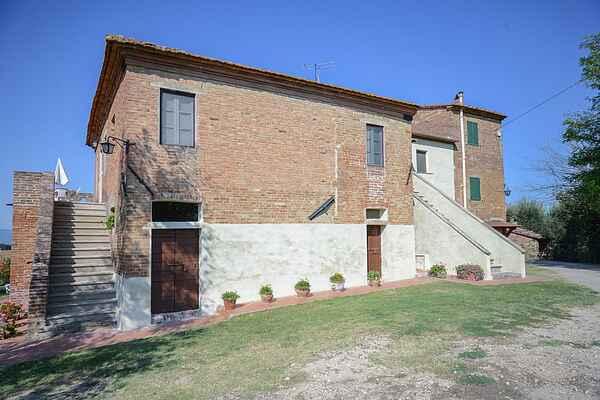 Gårdhus i Castiglione del Lago