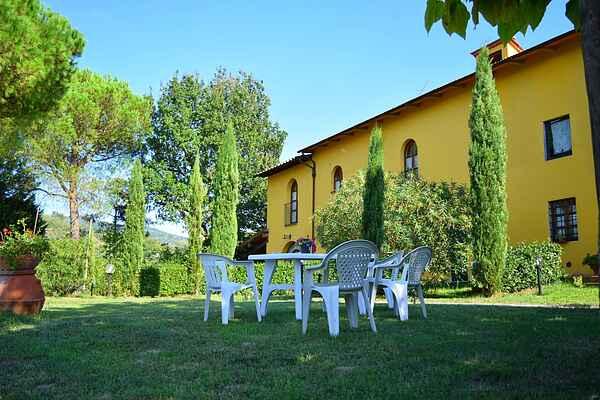 Gårdhus i Vinci