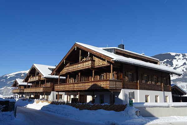 Ferienwohnung in Hollersbach im Pinzgau