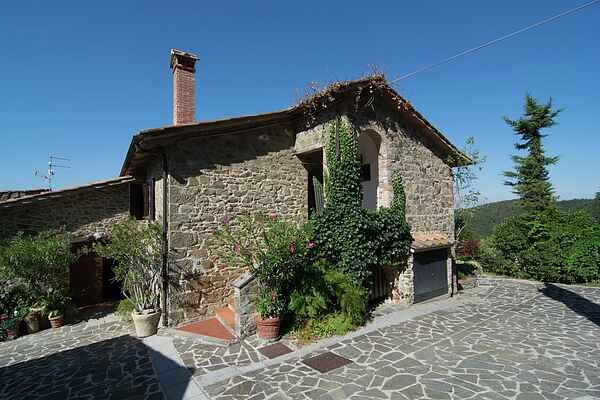 Sommerhus i Gaiole in Chianti