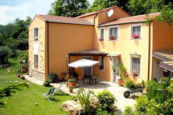 Sommerhus i Vezzi Portio