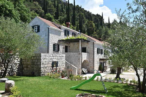 Villa i Lovorno