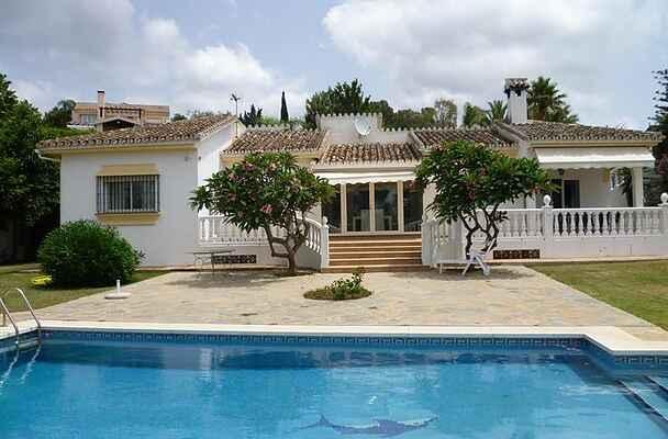 Beautifull villa near beach - Marbella