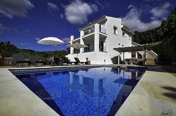 Bella villa vic. spiaggia. Pisc. riscald