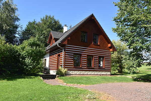 Sommerhus i Božanov
