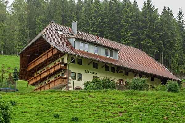 Gårdhus i Mühlenbach