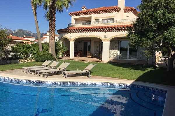 Villa på Costa del Zefir