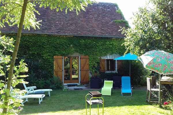 Sommerhus i Yzeures-sur-Creuse