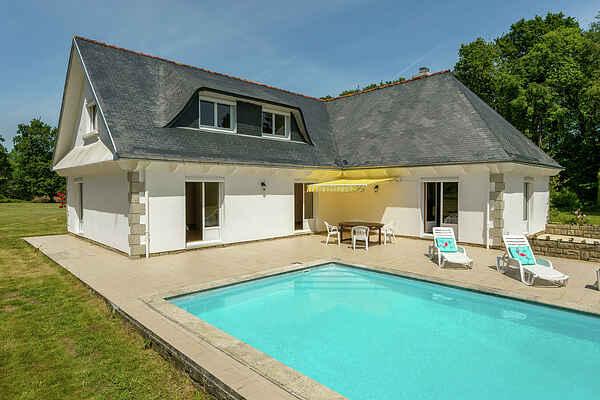 Villa i Concarneau