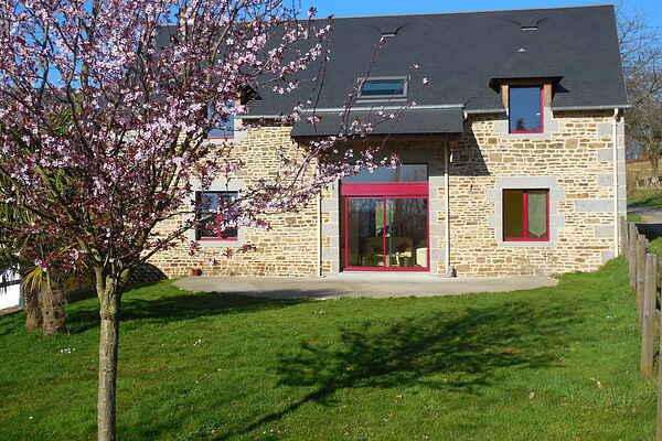 Hytte i Isigny-le-Buat