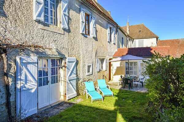 Ferienhaus in Montfaucon