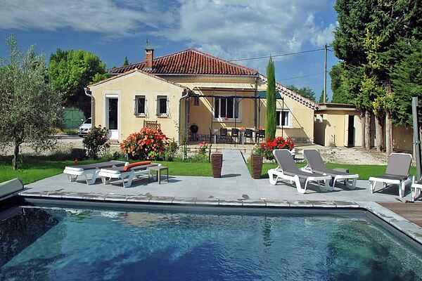 Sommerhus i Lagnes