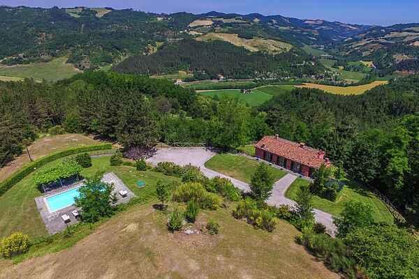 Villa i Marradi