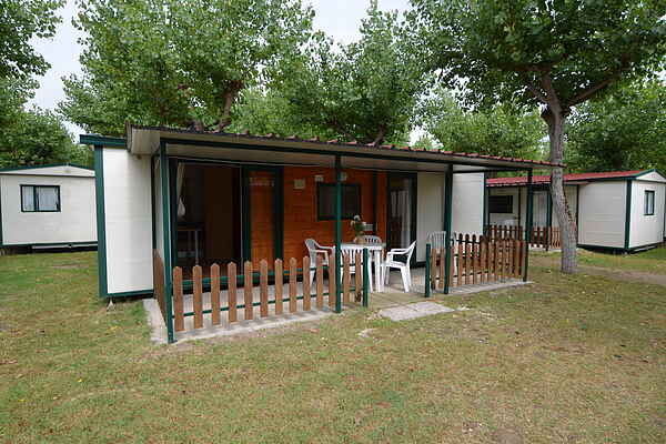 Mobile home in Lido DI Dante