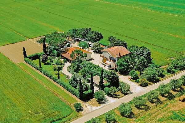 Gårdhus i Grosseto