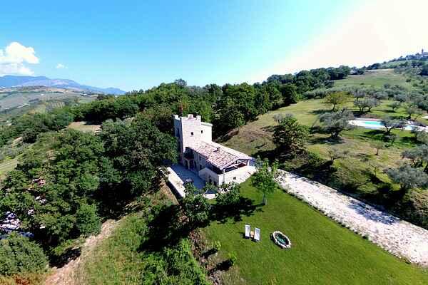 Villa in Pietranico