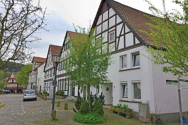 Ferielejlighed i Schwalenberg