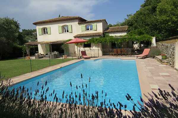 Villa i Valbonne