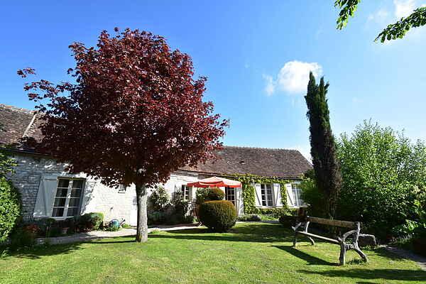Ferienhaus in Pannecières