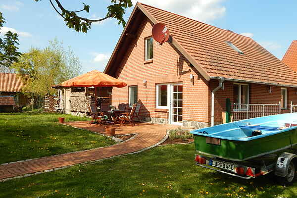 Holiday home in Neu Poserin