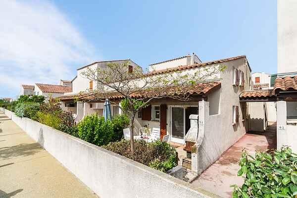 Sommerhus i Saintes-Maries-de-la-Mer