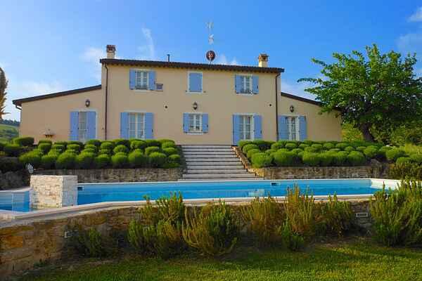 Vakantiehuis in Predappio