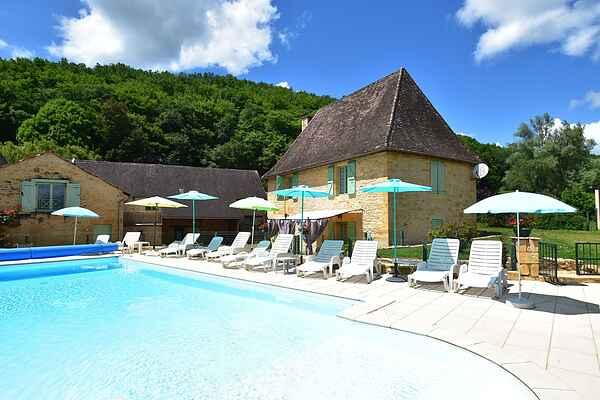 Ferienhaus in Saint-Vincent-le-Paluel