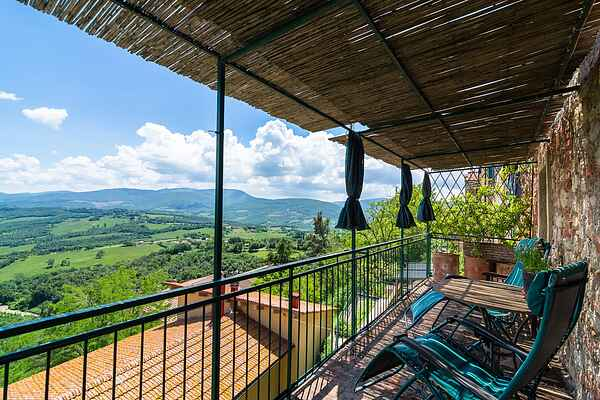 Holiday home in Montecastelli Pisano