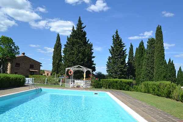 Sommerhus i Montaione