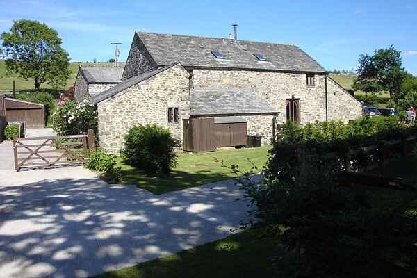 Hytte i West Devon District