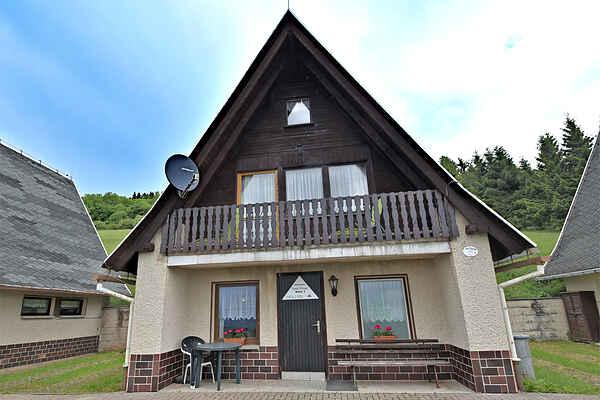 Maison de vacances au Trusetal