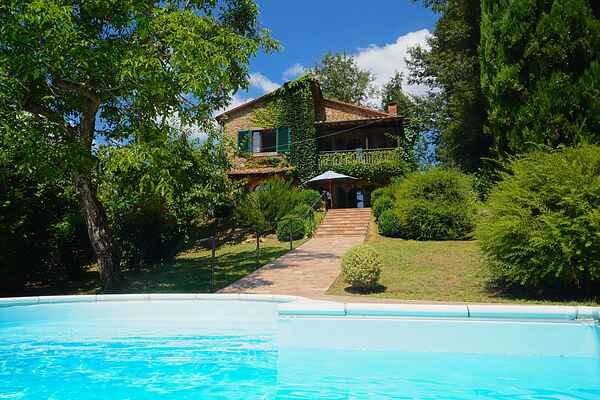 Villa i Santa Fiora